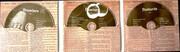 CD-Box - Tom Waits - Orphans: Brawlers, Bawlers & Bastards - Digisleeve / Promo
