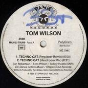 12inch Vinyl Single - Tom Wilson - Techno Cat