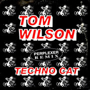 12inch Vinyl Single - Tom Wilson - Techno Cat