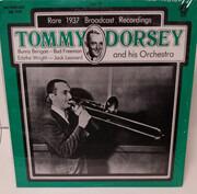 LP - Tommy Dorsey & His Orchestra - Rare 1937 Broadcast Recordings, Vol. 3