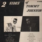 LP - Tommy Johnson - 2 Sides of Tommy Johnson