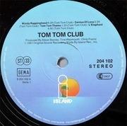 LP - Tom Tom Club - Tom Tom Club