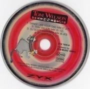 CD Single - Tom Wilson - Techno Cat
