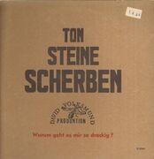 LP - Ton Steine Scherben - Warum Geht Es Mir So Dreckig - + poster