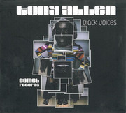 CD - Tony Allen - Black Voices - Digipak