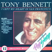 CD - Tony Bennett - I Left My Heart In San Francisco