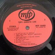 LP - Tony Christie - Live