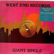 12inch Vinyl Single - Tony Humphries - Master Mix Medley - 7th Anniversary Edition
