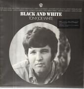 LP - Tony Joe White - Black & White - 180 G