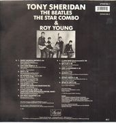 LP - Tony Sheridan , The Beatles , Star Combo & Roy Young - Vol. 3