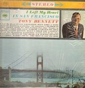 LP - Tony Bennett - I left my heart in San Francisco