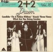 7'' - Tony Orlando & Dawn - 2 + 2 Vol. 15