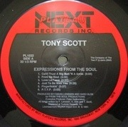 LP - Tony Scott - Expressions From The Soul
