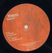 12inch Vinyl Single - Tosca - Suzuki