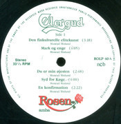 LP - Totalpetroleum , Monrad & Rislund - Øl Er Gud (- Ti Musikalske Tableauer)