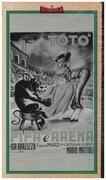 VHS - Toto - Fifa e Arena / Fear And Sand - Italian
