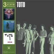CD-Box - Toto - Original Album Classics