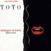 12'' - Toto - Stranger In Town