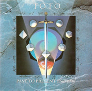 CD - Toto - Past To Present 1977-1990