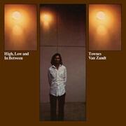 CD - Townes Van Zandt - High, Low And In Between