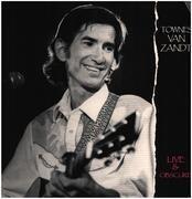 LP - Townes Van Zandt - Live & Obscure