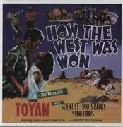 LP - Toyan - How The West Was Won