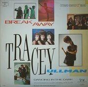 12inch Vinyl Single - Tracey Ullman - Breakaway