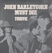 LP - Traffic - John Barleycorn Must Die - Original German, Unique Cover, Pokora 3001
