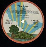 LP - Traffic - Last Exit - Gatefold