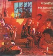 LP - Traffic - Mr. Fantasy - Gatefold