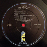LP - Traffic - Mr. Fantasy