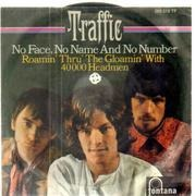 7inch Vinyl Single - Traffic - No Face, No Name And No Number
