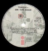 Double LP - Traffic - On The Road