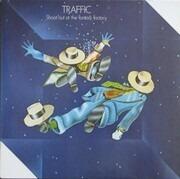 LP - Traffic - Shoot Out At The Fantasy Factory - PINK RIM ISLANDORIG GERMAN