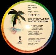 LP - Traffic - Shoot Out At The Fantasy Factory