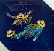 LP - Traffic - Shoot Out At The Fantasy Factory - PINK RIM UK GIMMICK SLEEVE