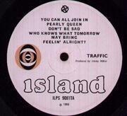 LP - Traffic - Traffic - UK Original PINK EYE