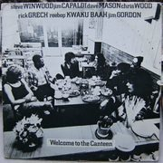 LP - Traffic - Welcome To The Canteen