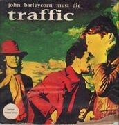 LP - Traffic - John Barleycorn Must Die - Pokora 4001. Original 1st Venezuelan