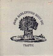LP - Traffic - John Barleycorn Must Die