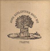 LP - Traffic - John Barleycorn Must Die - Original 1st UK, Pink i