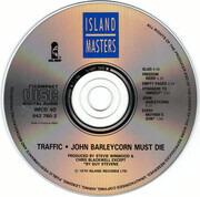 CD - Traffic - John Barleycorn Must Die
