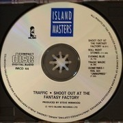 CD - Traffic - Shoot Out At The Fantasy Factory