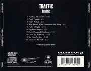 CD - Traffic - Traffic - 24 kt gold plated disc