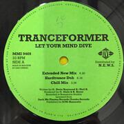 12inch Vinyl Single - Tranceformer - Let Your Mind Dive