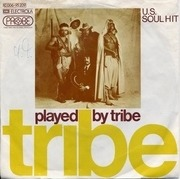 7'' - Tribe - Tribe / Learn To Love