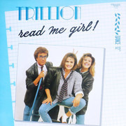 12inch Vinyl Single - Trillion - Read Me Girl!