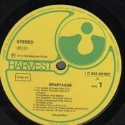 LP - Triumvirat - Spartacus - German Original