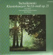 LP - Tschaikowski - Klavierkonzert Nr.1 b-moll (Kurt Masur)