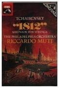 MC - Tschaikowsky - '1812' Overture / Serenade For Strings